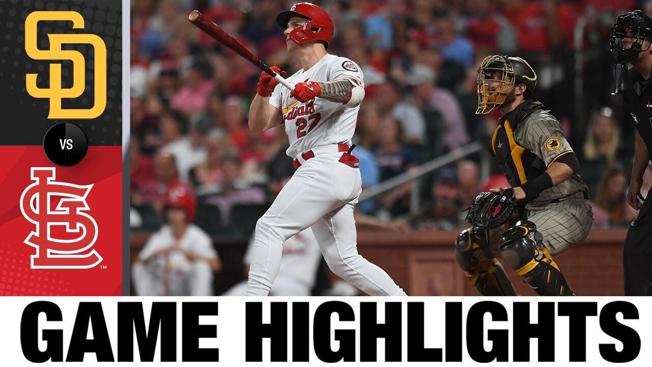 Download Padres vs. Cardinals Game Highlights (9/17/21) | MLB Highlights