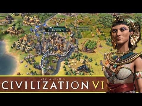 Civilization VI - #7  Let's get Scientific! (Cleopatra Playthrough)