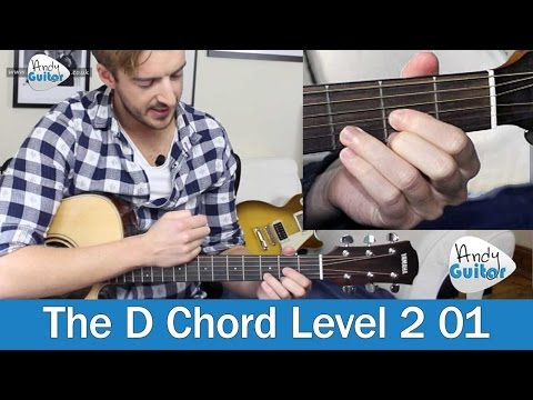 how-to-play-the-d-chord-on-guitar---beginners-level-2-lesson-1