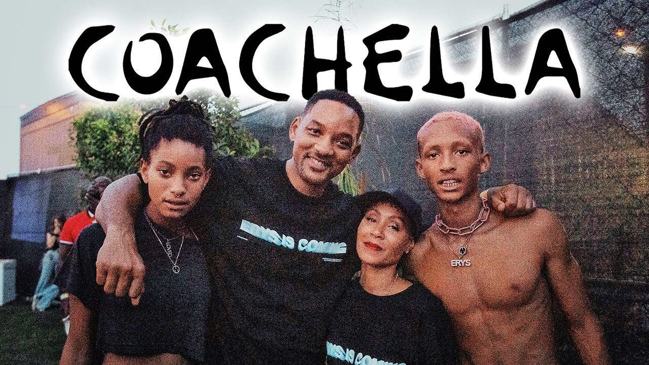 A Smith Family COACHELLA - YouTube