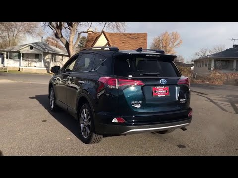 2017 Toyota RAV4 Hybrid Salt Lake City, Murray, West Valley City, Provo, West Jordan, UT TRAC43