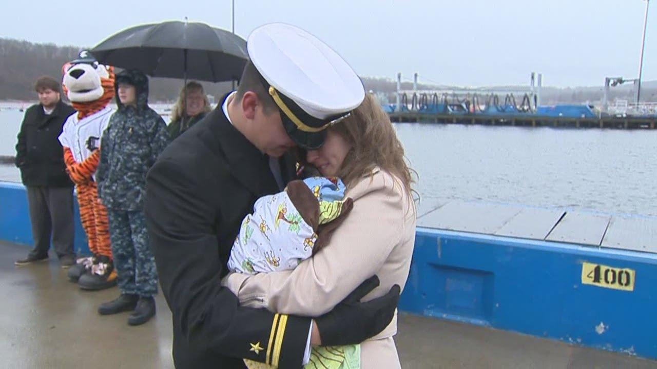 Groton ct navy
