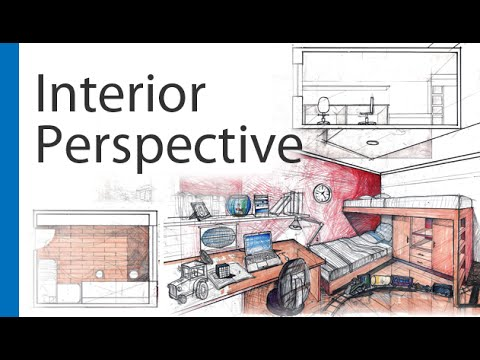 Interior Architecture - Drawing Room Interior And  Interior Perspective Tips