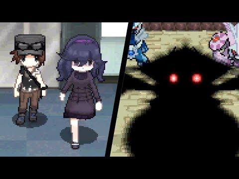 Creepiest / Scariest Moments In Pokémon Games (1996 - 2018)