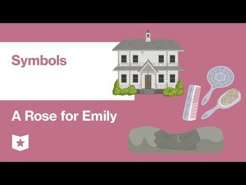 A Rose For Emily By William Faulkner | Symbols