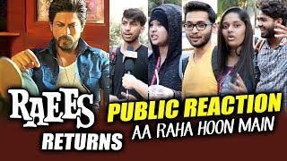 Shahrukh Khan's RAEES RETURNS | Public Excited For Raees Sequel | Public Reaction