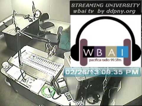 WBAI FM LIVE IN HARLEM HUGH HAMILTON