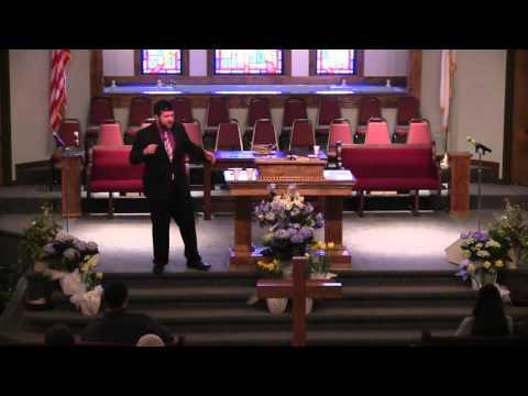 Daniel Reeves - Sermon - Romans 5 - 7