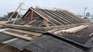 지붕개량 [전북 지붕개량] - 익산시 오산면 지붕개량 …