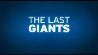 THE LAST GIANTS -- Wenn das Meer stirbt  TrA