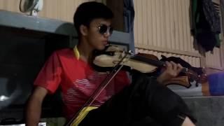 "Cover Violin By TODZINI Scout ""Surat Cinta Untuk Starla"""