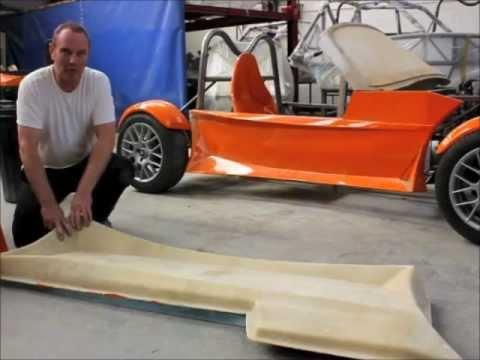 How To Build A Sports Car   Exomotive.com