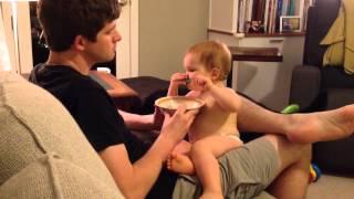 Bedtime Snack - 16 Months Old
