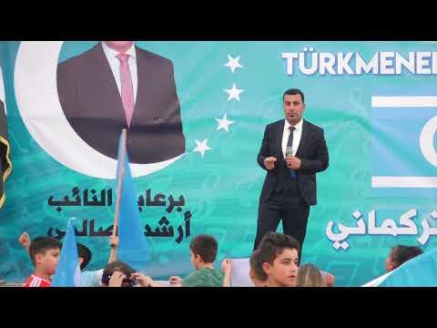 Turkmeneli Sanat Gunu 2 Hattap Kayaci