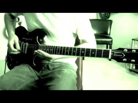 glassjaw - Pink Roses (guitar cover)