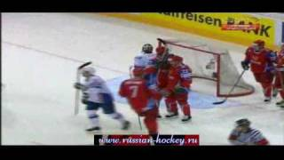 IHWC 2009 Russia - France 7:2 Game Highlights
