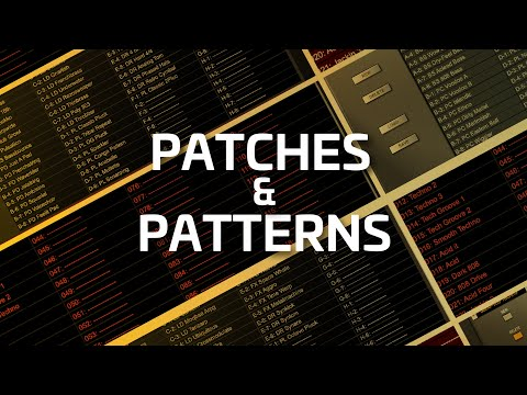 Patches & Patterns Tutorial thumbnail