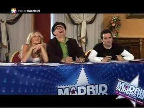 Sofía Pastor en Madrid Superstar