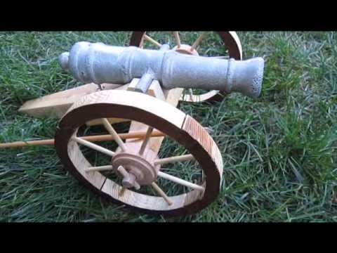 Homemade Field Gun