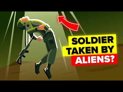 US Soldier Alien Abduction Launches Military Investigation