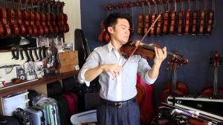 Ray Chen Visits The Violin Studio
