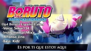 Boruto: Naruto next generation Opening 4 - Español Latino -『Lonely Go!』-