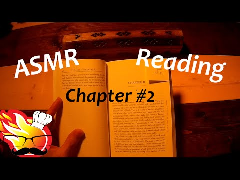 ASMR Whispered Reading - The Great Gatsby - Chapter 2