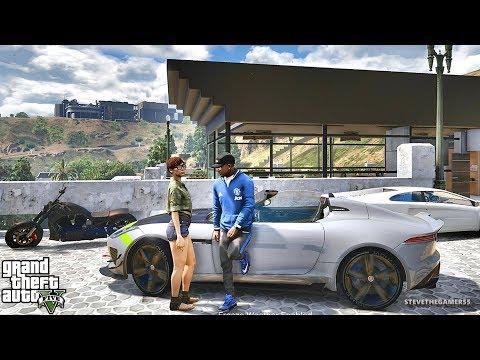 GTA 5 REAL LIFE MOD #263 LET'S GO TO WORK!! (GTA 5