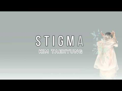 KIM TAEHYUNG - 'STIGMA' [EASY LYRICS]