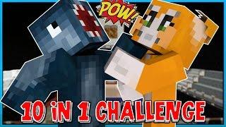 10 IN 1 CHALLENGE! - FINAL EPISODE! [5] - Minecraft Custom Map W/Stampy!