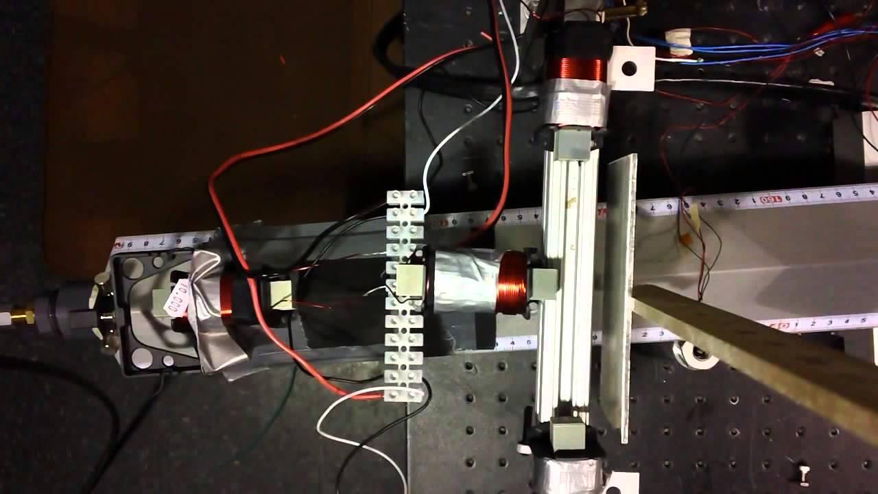 EC Actuator Push and Pull