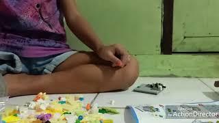 Unboxing Lego and Blocks toys with mga anak ni Juan De La Cruz