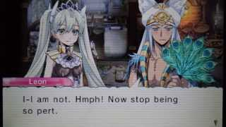 Rune Factory 4 | Leon After Marriage Event - Love Charms