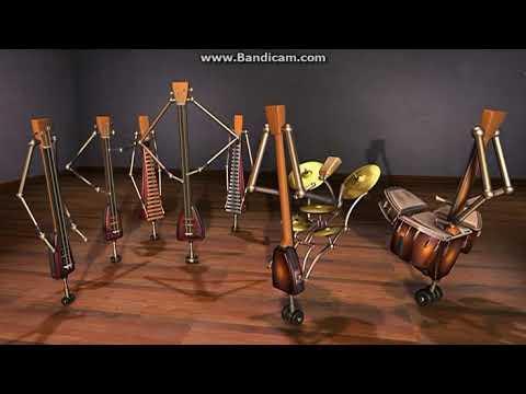 Animusic 2 - Pogo Sticks Rehearsal