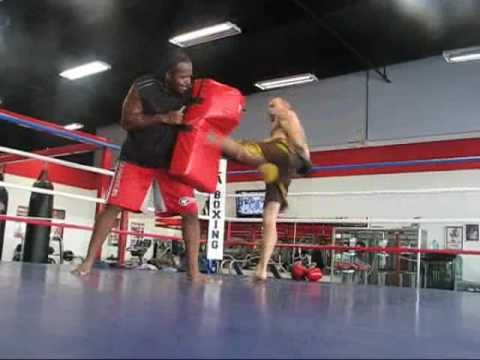 Fight Quest Jimmy Smith will knock you out with his Boxing !!! - YouTube