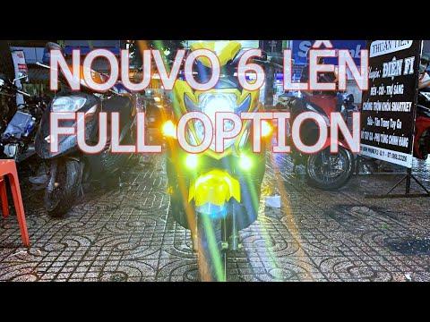 XE NOUVO 6 LÊN FULL OPTION