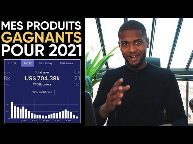 10 PRODUITS GAGNANTS À VENDRE EN 2021 (IMPORTANT)