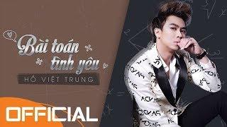 [Karaoke] Bài Toán Tình Yêu | Hồ Việt Trung
