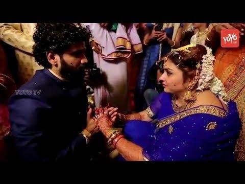 Actress Namitha Wedding Video   Namitha and Veerendra Wedding Celebrations   YOYO TV Channel