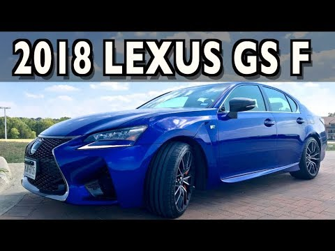 Here's the 2018 Lexus GS F Review on Everyman Driver