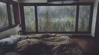 To be able to sleep in this one room when it rains in the middle of the misty forest it is wonderful