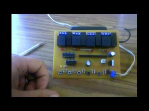 4 channel prop controller youtube for Electric motors for halloween props