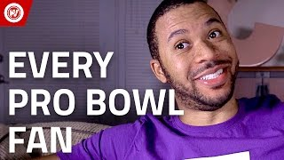 Every Pro Bowl Voter | NFL 2016
