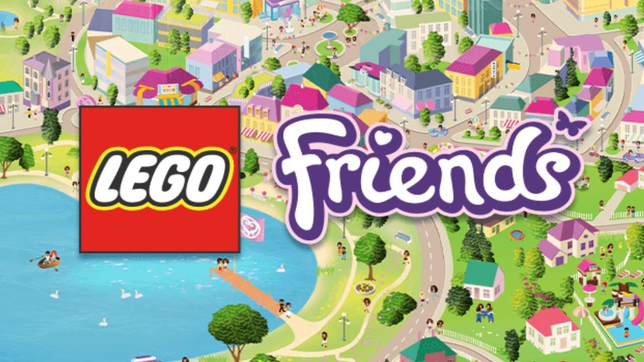 Lego Friends Art Maker Best App For Kids Iphoneipadipod Touch
