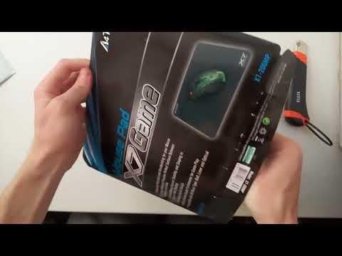 Игровая поверхность A4Tech X7-200MP Speed (4711421788953)