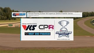 Virtual Racing School V8SCOPS 2018 - Round 7, Mosport