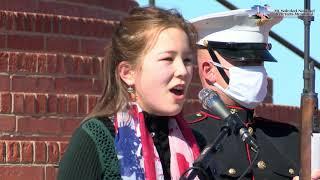 Mt  Soledad Veterans Day Ceremony
