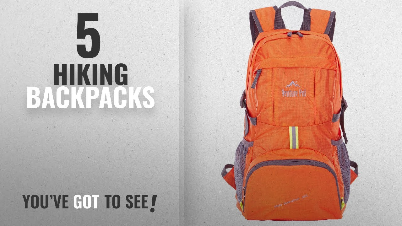 1c721cfb5ec Top 10 Hiking Backpacks  2018 Best Sellers   Venture Pal Ultralight ...