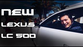LEXUS LC 500 - ПЕРВЫЙ ТЕСТ-ДРАЙВ + ОБЗОР НОВОГО LEXUS LS 2017