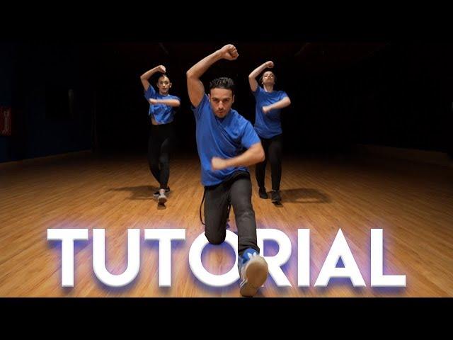 Hip Hop Dance Tutorials